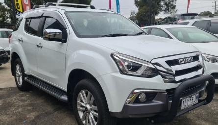 2018  Isuzu MU-X Ls-t Wagon