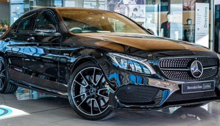 2018 Mercedes-Benz C-Class C43 AMG Sedan