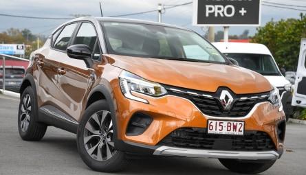 2021  Renault Captur Zen Hatchback