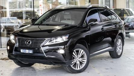 2014  Lexus RX Rx350 Luxury Wagon