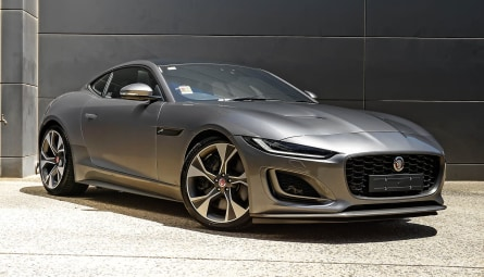 2020  Jaguar F-TYPE First Edition Coupe