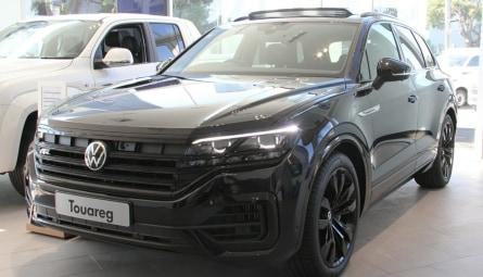 2021 Volkswagen Touareg V8 TDI Wolfsburg Edition Wagon