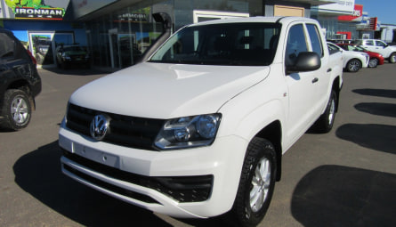 2017  Volkswagen Amarok Tdi420 Core Utility Dual Cab