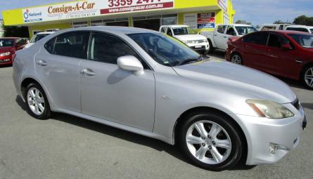 2006  Lexus IS Is250 Prestige Sedan