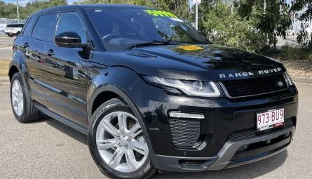2017  Land Rover Range Rover Evoque Sd4 240 Hse Dynamic Wagon