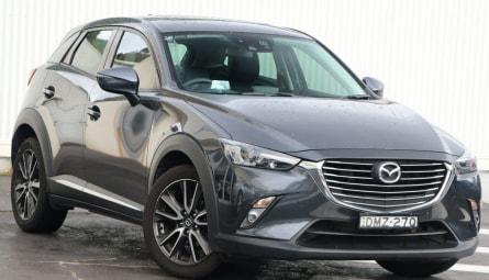 2017 Mazda CX-3 Akari Wagon