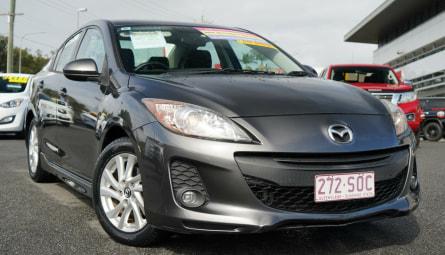 2012  Mazda 3 Maxx Sport Sedan