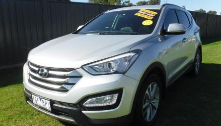 2015 Hyundai Santa Fe Elite Wagon