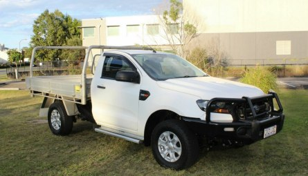 2018  Ford Ranger Xl Cab Chassis Single Cab