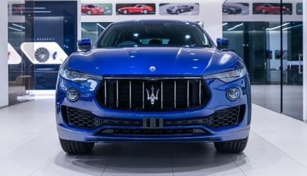 2020  Maserati LevanteWagon
