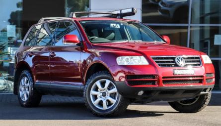 2004  Volkswagen TouaregWagon