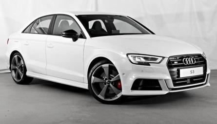 2020 Audi S3Sedan