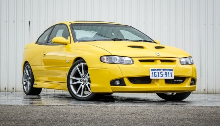 2006  Holden Special Vehicles Coupe Gto Coupe