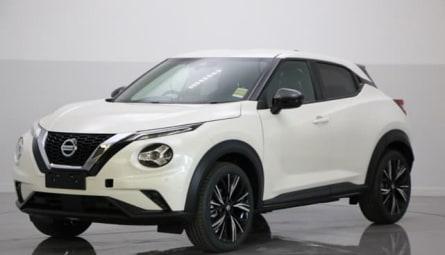 2021  Nissan JUKE Ti Hatchback