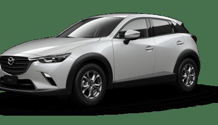 2020 Mazda CX-3 Maxx Sport Wagon
