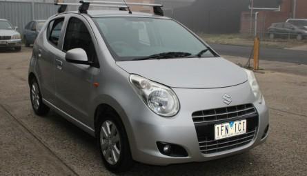 2011  Suzuki Alto Gl Hatchback