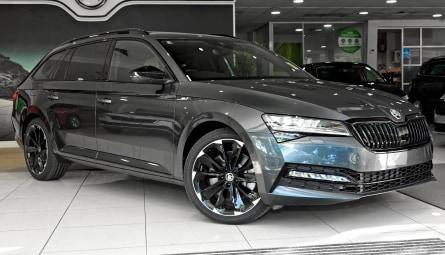 2021 SKODA Superb 206TSI SportLine Wagon