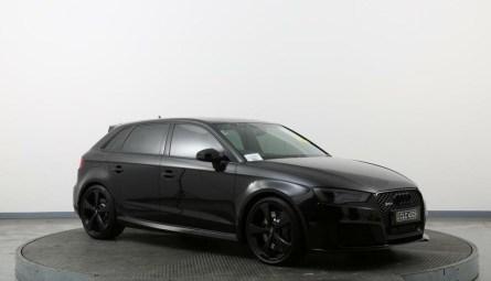 2016  Audi RS 3Sportback