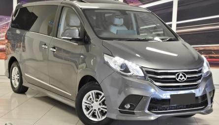 2021  LDV G10 Executive Wagon
