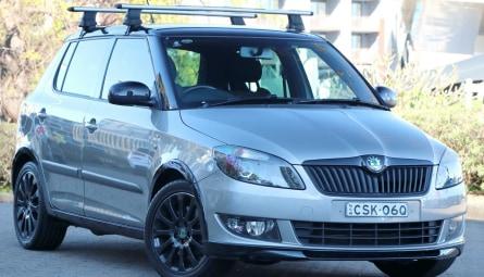 2012  Skoda Fabia 77tsi Monte Carlo Hatchback