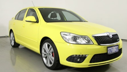 2010  Skoda Octavia Rs Liftback