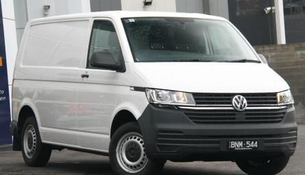 2021 Volkswagen Transporter TDI340 Van