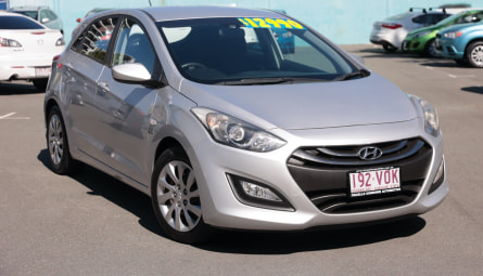 2014 Hyundai I30 Active Hatchback