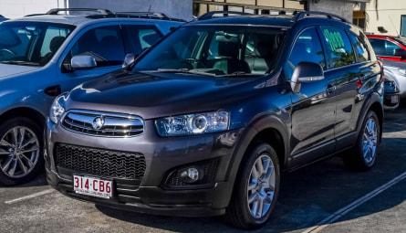 2015  Holden Captiva 7 Ls Wagon
