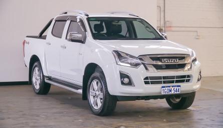2018  Isuzu D-MAX Ls-t Utility Crew Cab