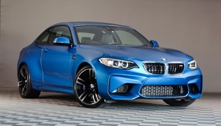 2016  BMW M2Coupe