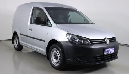 2014  Volkswagen Caddy Tdi250 Van
