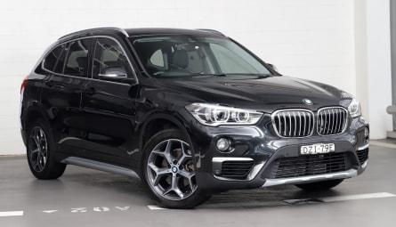2018 BMW X1 sDrive18i Wagon