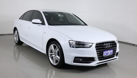 2015  Audi A4 S Line Sedan
