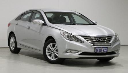 2012  Hyundai i45 Active Sedan