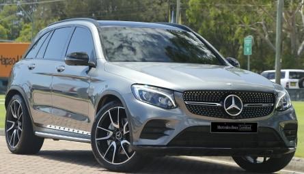 2016 Mercedes-Benz GLC-Class GLC43 AMG Wagon