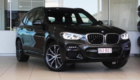2020  BMW X3 Xdrive30d M Sport Wagon