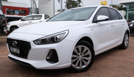2018 Hyundai i30 Go Hatchback