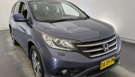 2013 Honda CR-V VTi-L Wagon