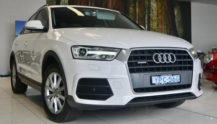 2016  Audi Q3 Tdi Wagon