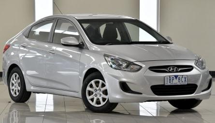 2012  Hyundai Accent Active Sedan