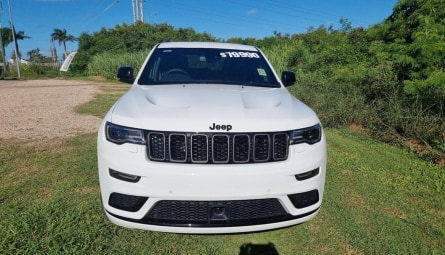 2021 Jeep Grand Cherokee S-Limited Wagon