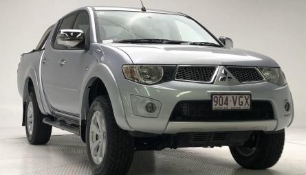 2014 Mitsubishi Triton GLX-R Utility Double Cab
