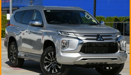 2019  Mitsubishi Pajero Sport Exceed Wagon