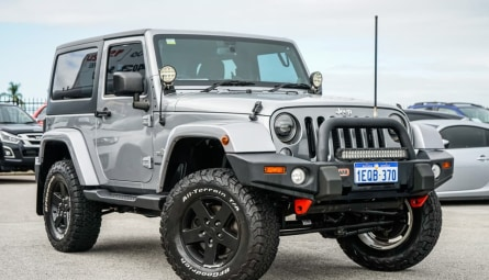 2014 Jeep Wrangler Freedom Softtop