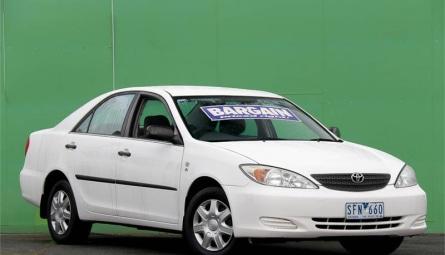 2003  Toyota Camry Altise Sedan