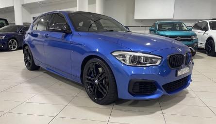 2018  BMW 1 Series M140i Hatchback