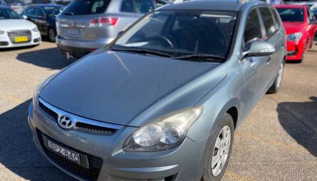 2010 Hyundai I30 SX cw Wagon