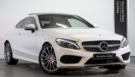 2016 Mercedes-Benz C-class C300 Coupe