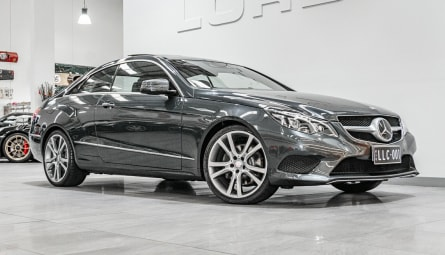 2013 Mercedes-Benz E250 E250 CDI Coupe
