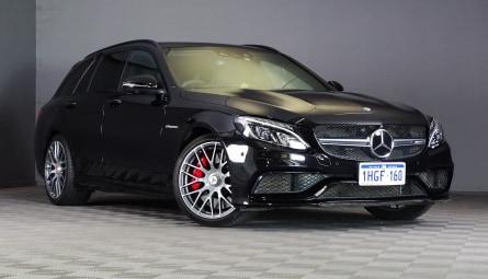 2015  Mercedes-Benz C-Class C63 Amg S Estate